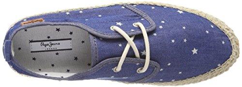 Jeans da W Marine Blu Stars Pepe Donna Ginnastica Scarpe Babel Basse Z1APq