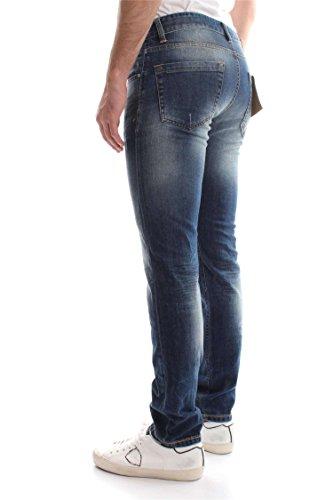 Blue p Eric93 co Uomo Nico2c Medium Denim Jeans At 7B8vwCxqq