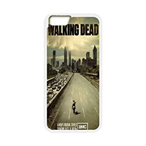 Best Phone case At MengHaiXin Store The Walking Dead Pattern 188 For Apple Iphone 6 Plus 5.5 inch screen Cases