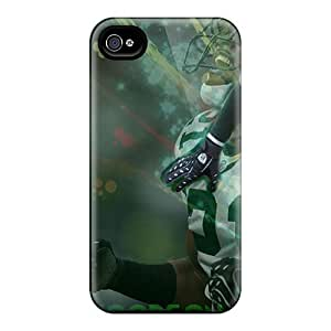 Ipod Touch 5 Slim [ultra Fit] Green Bay Packers Protective Cases Covers