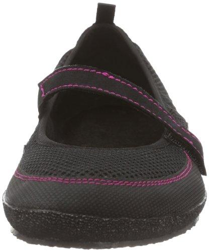 Sole Runner Wish - Bailarinas Mujer Black/Purple 8