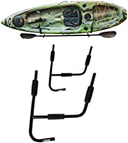 Pelican Sport - Wall Rack Kayak - Up to 150Lbs (68kg) - Compact - Can Be Folded Back onto The Wall with The Sw