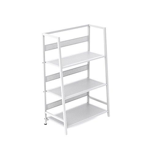 Jamesdar Dandy Bookcase, White by Jamesdar