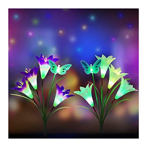 Butterfly Garden Solar Lights in US - 8