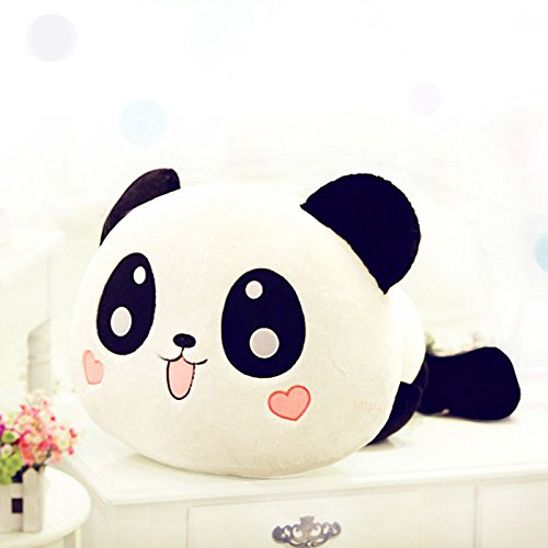 Cute Plush Doll Toy Stuffed Animal Panda Soft Pillow Cushion Bolster Gift 20cm - Squirtle Costume Diy