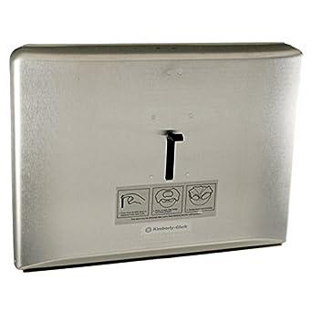 Fantastic Kimberly Clark Windows Toilet Seat Cover Dispenser 09512 Stainless Steel Machost Co Dining Chair Design Ideas Machostcouk