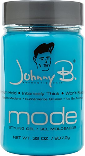 Invisible Styling Cream (Johnny B- Mode Styling Gel - 32oz)