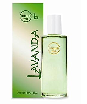 Linha Lavanda Maua - Desodorante Corporal Unisex Vert 120Ml - (Maua Lavender Collection - Vert Body Lotion For Men and Women 4.06 Fl Oz)