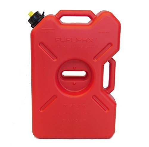 Gasoline Pack - RotopaX FX-3.5 FuelpaX 3-1/2 Gallon Gas Can.