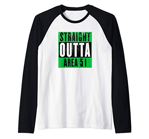 Straight Outta Area 51 T-Shirt| Funny Storm Area