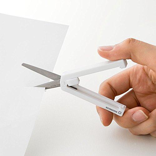 Midori CL Compact Scissors White (49508006) Photo #5