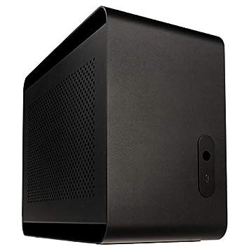 Amazon.com: Streacom DA2 Mini ITX Case ? Black ST-DA2B ...
