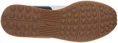 Puma Mens Turin Mode Sneaker Peacoat / Puma Vit