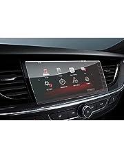 DILI voor Insignia 2018-2021 gehard glas GPS displaybescherming auto navigatie beschermfolie 8 inch pantserglas displaybeschermfolie navigatie accessoires voor binnenruimte