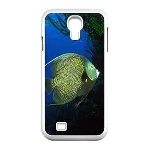 Samsung Galaxy S4 I9500 Phone Case Tropical Fish 1 A3W4458921