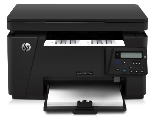 HP LaserJet Pro M125nw All-in-One Wireless Laser Printer - Small All In One Printer Hp