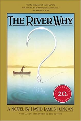book cover of The River Why