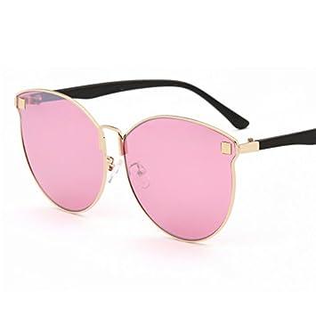 HHHKY&T Gafas De Sol Polarizadas Semi-Transparente Mar Rosa ...