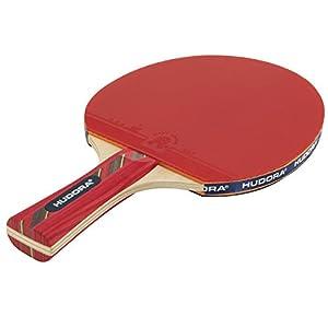 HUDORA Tischtennisschläger New Topmaster rot Schläger Tischtenis Ping Pong...