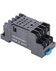 Dgtrhted Vlamvertragende Shell 14 Pin Relais Socket 300V 7A Relaisbasis Met Spanning Weerstand 2000VAC/S