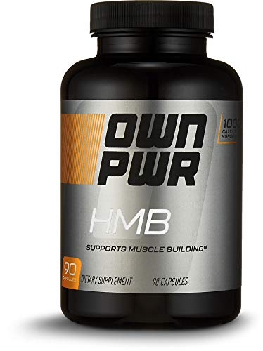 OWN PWR HMB Supplement, 1000 mg, 90 Capsules