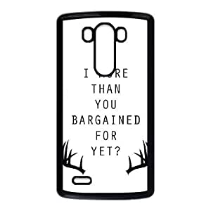LG G3 Phone Case Black Fall out boy BWI1859030