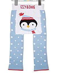 Izzy and Owie Baby Girls' 12-24 Months, White, One Size