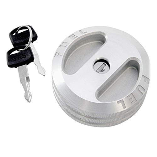 Drake Off Road JP-190025-BL Locking Fuel Cap