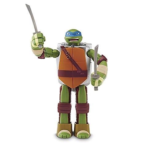 Tortugas Ninja - Leo (Giochi Preziosi TUM01000): Amazon.es ...