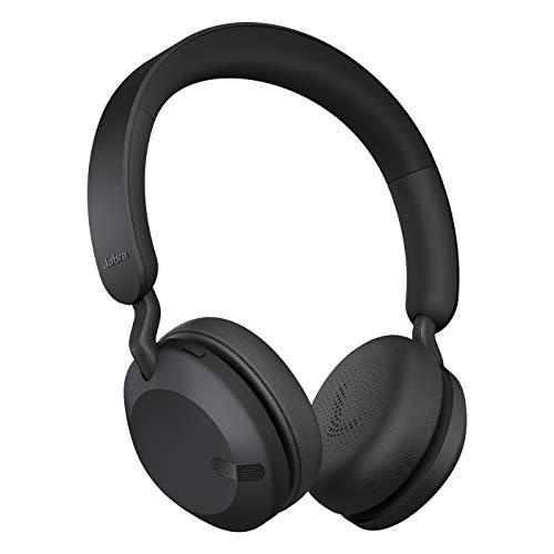 Jabra Elite 45h Draadloze Koptelefoon – Compacte en Vouwbare Bluetooth Koptelefoon, Gaat 50 Uur Mee – Beltechnologie met…