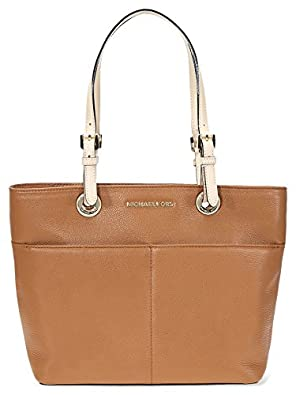 Michael Kors Women\u0027s Bedford Top Zip Pocket Tote Bag