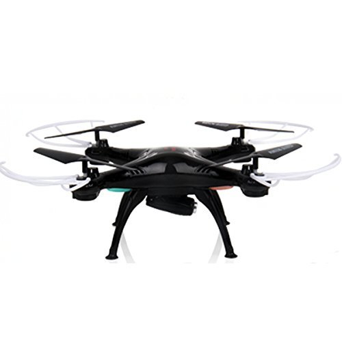 Syma X5SW Explorers 2 Wifi FPV RC Quadcopter 2.0MP Camera RTF(Black,Left Hand Throttle)