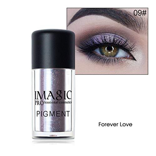 Eyeshadow Palette Fashion Shining Metals Powder Shimmer Eye