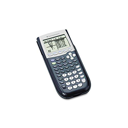 Texas Instruments TI-84 Plus Graphing Calculator, Black (Instruments Ball Texas Plus)