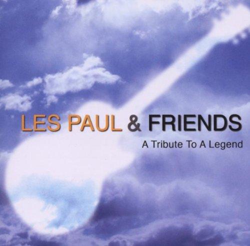 Les Paul & Friends: a Tribute to a Legend by Phantom Sound & Vision
