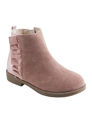 da4a10b0cc8 Vertbaudet - Botas de Otra Piel Niñas  Amazon.es  Zapatos y complementos