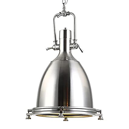 ZHP & lamparas Lámpara - Araña Industrial Retro Lámpara Decorativa Creativa del Metal Europeo del Hierro