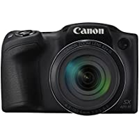 Canon Digital Camera PowerShot SX420 IS 42x Optical Zoom PSSX420IS [International Version, No Warranty]