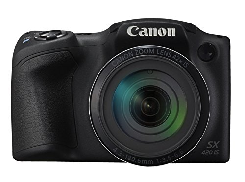 Canon Digital Camera PowerShot SX420 IS 42x Optical Zoom PSSX420IS [International Version, No Warranty] For Sale