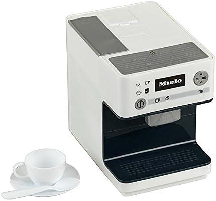 Theo Klein-9451 Miele máquina de café con Sonido, Juguete, (9451)