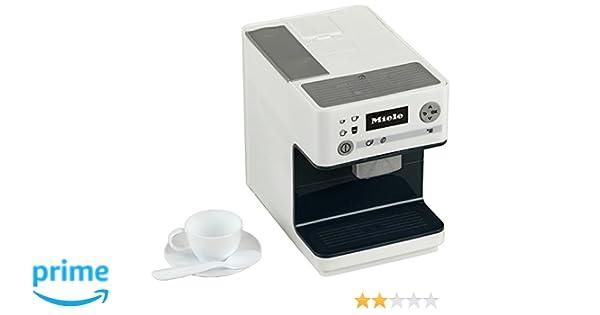 Theo Klein 9451 - Miele Máquina De Café Con Sonido: Amazon.es: Juguetes y juegos