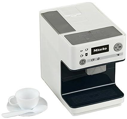 Amazon.com: Theo Klein 9451 Miele Máquina de café Set Por ...