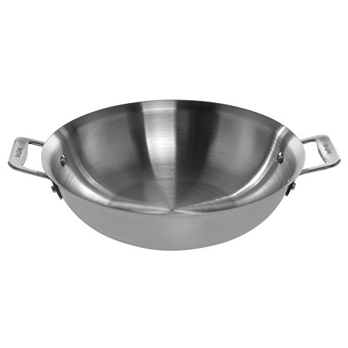 (Bon Chef 60014 Stainless Steel Induction Bottom Cucina 10