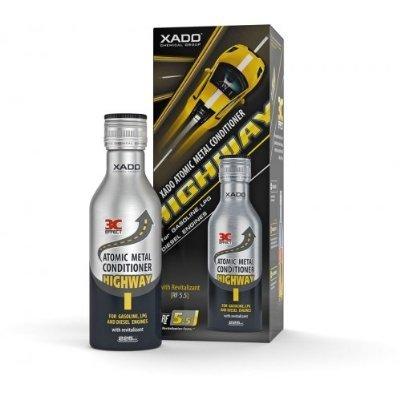 XADO Highway Atomic Metal Conditioner (Bottle, 225 ml)