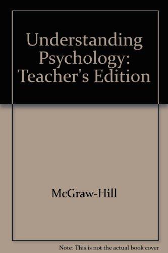Understanding Psychology Teacher Wraparound Edition