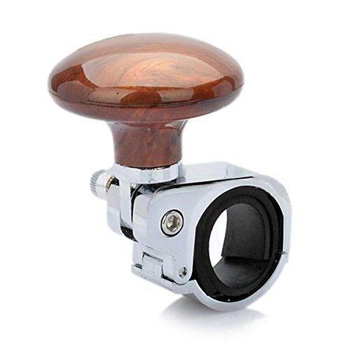 Steering Wheel Spinner Power Handle Car Or Boat Steering Wheel Knob With Adjustable Blind Spot