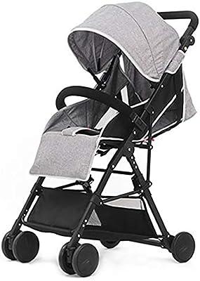Amazon.com: Cochecito ligero para recién nacido, pequeño ...