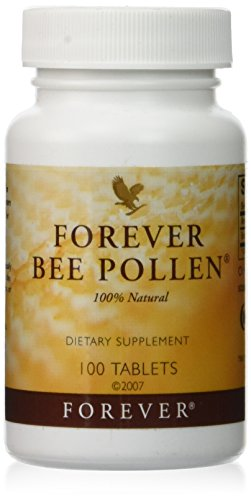 Forever Living Forever Bee Pollen 100% Natural (100 - Propolis Chewable Bee