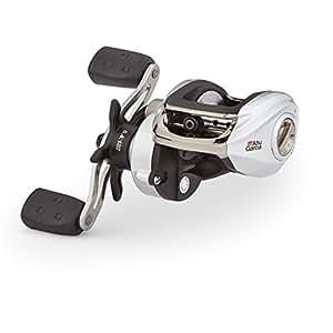 Abu Garcia SMAX3 Silver Max Low Profile Baitcast Fishing Reel