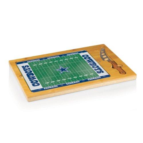 NFL Dallas Cowboys 3-Piece Icon Cheese Set